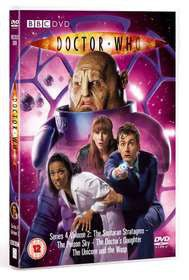 Dr Who Series 4 Volume 2 (Tennant) - (Import DVD)