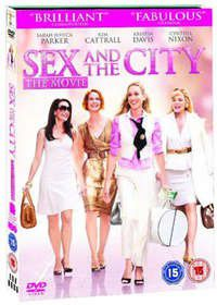Sex & The City The Movie (DVD)
