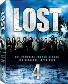 Lost season 4 (DVD)