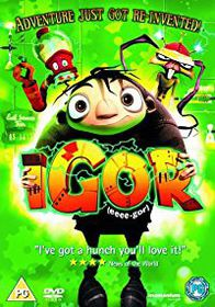 Igor DVD (DVD)