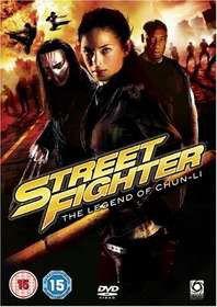 Street Fighter: The Legend of Chun-Li (DVD)