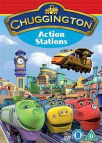 Chuggington: Action Stations (Import DVD)