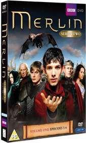 Merlin: Series 2 - Volume 1 - (Import DVD)