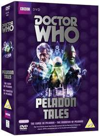 Doctor Who - Peladon Tales - (Import DVD)