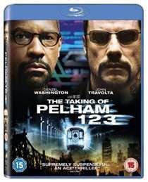 The Taking Of Pelham 1 2 3 (Blu-ray)