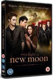 The Twilight Saga: New Moon (Single Disc) (DVD)