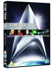 Star Trek Generations (DVD)