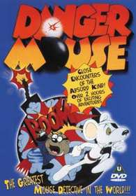 Danger Mouse: Close Encounters of the Absurd Kind! (DVD)