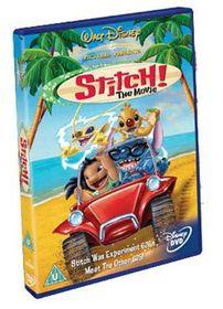Stitch! The Movie - (DVD)