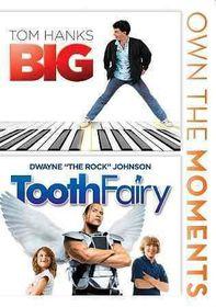 Big/Tooth Fairy - (Region 1 Import DVD)