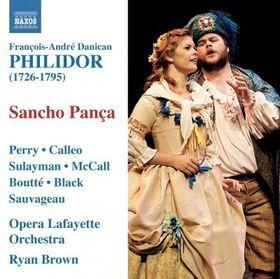 Philidor: Sancho Panca - Sancho Panca (CD)