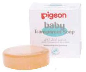 Pigeon - Baby Transparent Soap