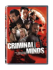 Criminal Minds Season 6 (DVD)
