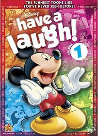 Mickey Have A Laugh - Volume 1 (DVD)