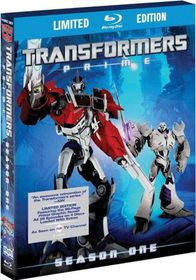 Transformers Prime:Complete First Ssn - (Region A Import Blu-ray Disc)