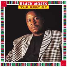 Black Moses - Very Best Of Black Moses (CD)