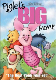 Piglet's Big Movie (DVD)