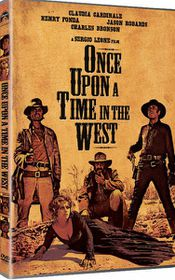 Once Upon A Time In The West (Single DVD)