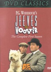 Jeeves & Wooster Complete 1st Season - (Region 1 Import DVD)