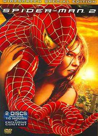 Spider Man 2 Special Edition - (Region 1 Import DVD)
