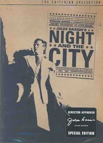 Night and the City - (Region 1 Import DVD)