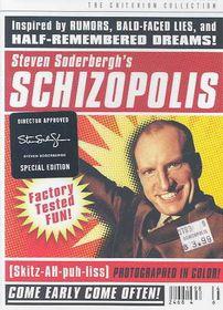 Schizopolis      Criterion Collection - (Region 1 Import DVD)