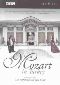 Mozart In Turkey - Various Artists (DVD)