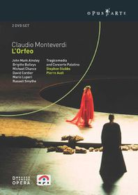 Monteverdi:L'orfeo - (Region 1 Import DVD)