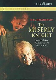 The Miserley Knight - Various Artists (DVD)