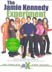 Jamie Kennedy Experiment:Season 1 - (Region 1 Import DVD)