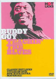 Buddy Guy:Teachin the Blues - (Region 1 Import DVD)