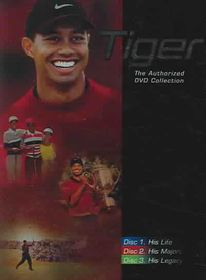 Tiger:Authorized Collection - (Region 1 Import DVD)