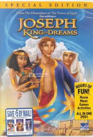 Joseph:King of Dreams -(parallel import - Region 1)