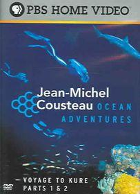 Jean Michel Cousteau's Ocean - (Region 1 Import DVD)