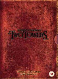 Lord of the Rings: The Two Towers (4 Disc Extended Edition) - (Import DVD)