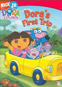 Dora the Explorer:Dora's First Trip - (Region 1 Import DVD)