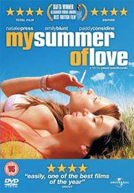 My Summer Of Love  (Import DVD)