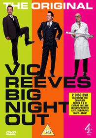 Vic Reeves – Big Night Out - (Import DVD)