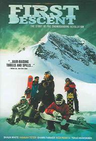 First Descent - (Region 1 Import DVD)