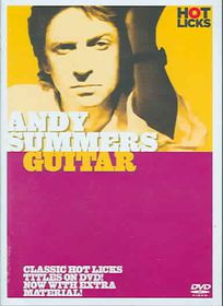 Andy Summers:Guitar - (Region 1 Import DVD)