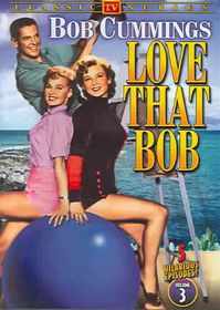 Love That Bob Vol 3 - (Region 1 Import DVD)
