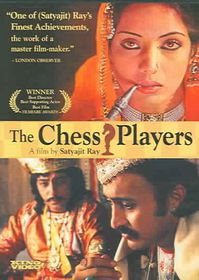 Chess Players - (Region 1 Import DVD)