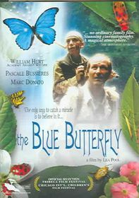 Blue Butterfly - (Region 1 Import DVD)