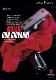 Moazart - Don Giovanni (DVD)
