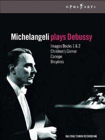 Debussy: Images / Children´S Corner - (Australian Import DVD)