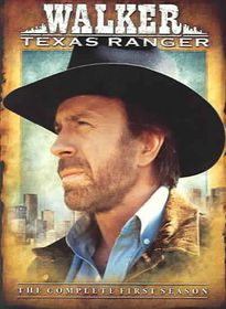 Walker Texas Ranger - The Complete First Season - (Region 1 Import DVD)