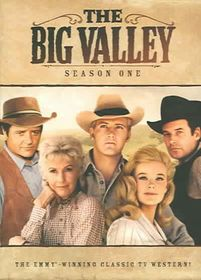 Big Valley Season 1 - (Region 1 Import DVD)