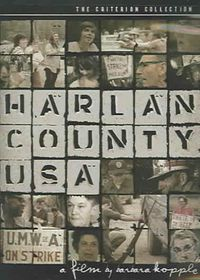 Harlan County USA - (Region 1 Import DVD)