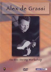 Alex De Grassi:Six String Workshop - (Region 1 Import DVD)
