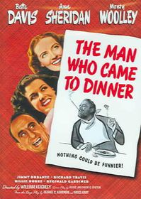 Man Who Came to Dinner - (Region 1 Import DVD)